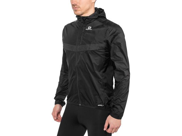 Salomon Fast Wing Aero Jacket Men Black